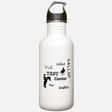 Horse Design #52000 Water Bottle