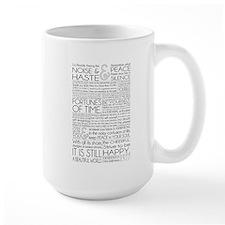 Desiderata Coffee MugMugs