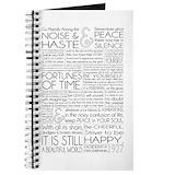 Desiderata Journals & Spiral Notebooks