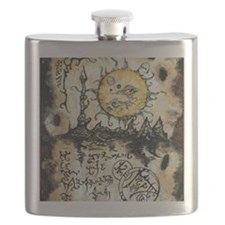 Eyes of the Sun Flask