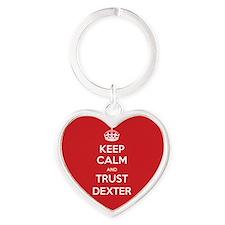 Trust Dexter Keychains