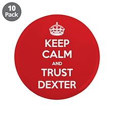"""Trust Dexter 3.5"""" Button (10 pack)"""