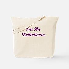 ethetician Tote Bag
