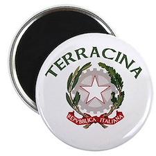 "Terracina, Italy 2.25"" Magnet (10 pack)"