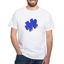 Puzzle Piece 2.1 Blue Shirt