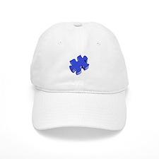 Puzzle Piece 2.1 Blue Baseball Cap