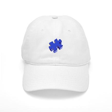 Puzzle Piece 2.1 Blue Cap