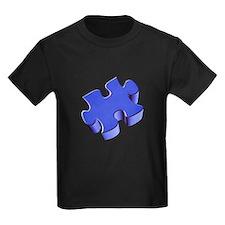 Puzzle Piece 2.1 Blue T