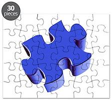 Puzzle Piece 2.1 Blue Puzzle