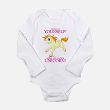 Always be A Unicorn! Body Suit