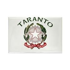 Taranto, Italy Rectangle Magnet