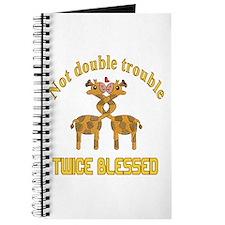 Twin Giraffes Journal