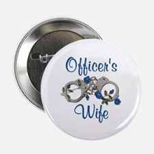Officer's Wife Button
