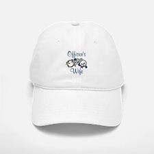 Officer's Wife Baseball Baseball Cap