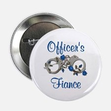 Officer's Fiance Button