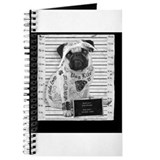 Pug life Journals & Spiral Notebooks