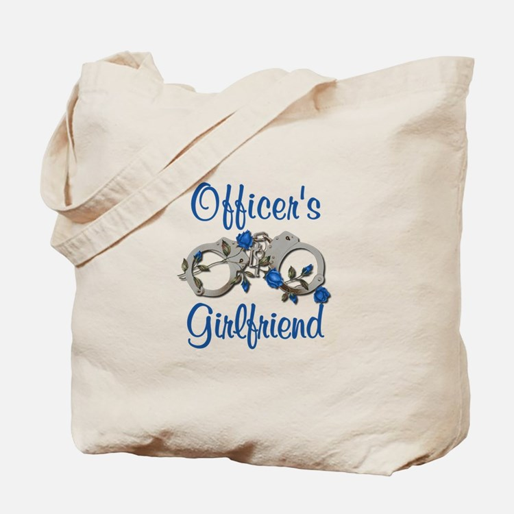 Officer's Girlfriend Tote Bag