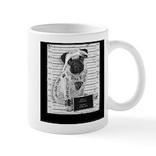 """Pug Life Mug Shot """"All Eyez On Me"""" Mugs"""