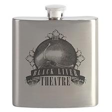 Black Liver Theatre Flask