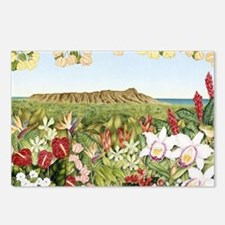 Diamond Head Postcards (Package of 8)
