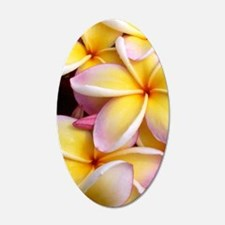Hawaiian Plumeria Wall Decal