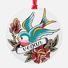 Vegan Ornament