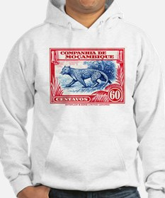 1937 Mozambique Company Leopard Postage Stamp Hood