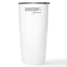 Ludwig Van Beethoven - Travel Mug