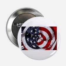 "Swirling Flag 2.25"" Button"