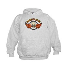 Born To Ride (Road Bike) Hoodie
