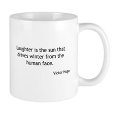 Victor Hugo - Laughter Mugs