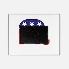 Arkansas Republican Elephant Picture Frame