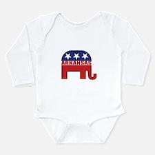Arkansas Republican Elephant Body Suit