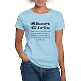 Short girls Women's Light T-Shirt
