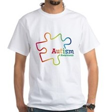 Rainbow Gradient Autism Shirt