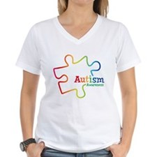 Rainbow Gradient Autism Shirt