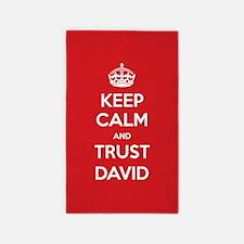 Trust David 3'x5' Area Rug