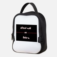 Switched at Birth Neoprene Lunch Bag