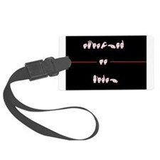 Switched at Birth Luggage Tag