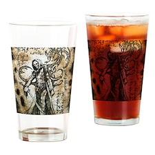 Lich Drinking Glass