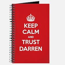 Trust Darren Journal