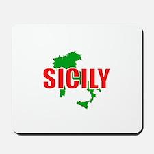 Sicily, Italy Mousepad