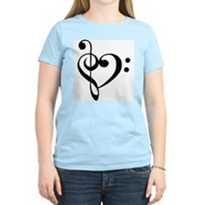 TrebleBassHear T-Shirt