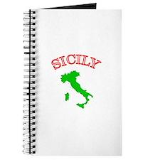 Sicily, Italy Journal