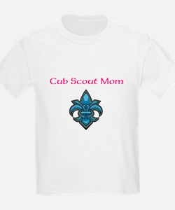 Cub Scout Mom Simple T-Shirt