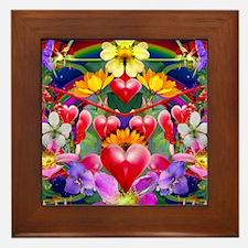 Kansas Wild Flower Bleeding Heart Collage 2 (wide)