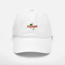 Sicilian Baseball Baseball Cap
