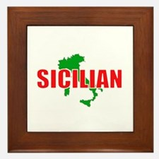 Sicilian Framed Tile