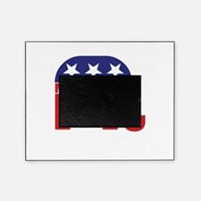 Mississippi Republican Elephant Picture Frame