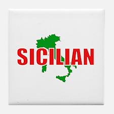 Sicilian Tile Coaster